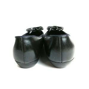 tictactoes Shoes - Tictactoes Leather Ballet Flats  Size 9.5 W